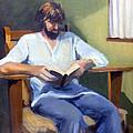 Portrait Study 1984 by Nancy Griswold