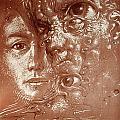 Portret Doriana Graya by Franciszek Starowieyski