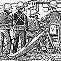 Posada: The Artillerymen by Granger