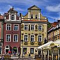 Posnan Shops - Poland by Jon Berghoff