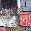Post Box by Susan Hanna