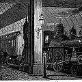 Postal Service, 1875 by Granger