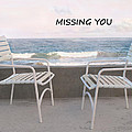 Poster Missing You by Ian  MacDonald