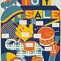 Poster: Toys, C1940 by Granger