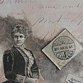 Postmark Budapest by Sandy McIntire