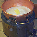 Pot Of Gold Caramel by Kym Backland