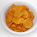 Potato Chips by Matthias Hauser
