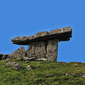 Poulnabrone Dolmen by David Gleeson