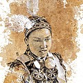 Pow Wow Girl by Debra Jones