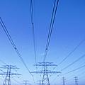 Power Lines by Adam Gault