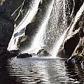 Powerscourt Waterfall, Powerscourt by The Irish Image Collection