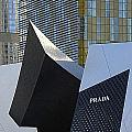 Prada Las Vegas Abstract by DAllen Designs