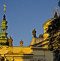 Prague - Strahov Monastery by Jon Berghoff