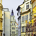 Prague - Walking In The Footsteps Of Kings by Christine Till