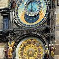 Prague Astronomical Clock by Roberto Alamino