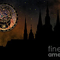 Prague Casle - Cathedral Of St Vitus - Monuments Of Mysterious C by Michal Boubin