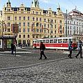Prague Czech Republic by Eyal Fischer