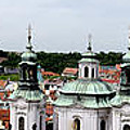 Prague Panorama by Jon Berghoff