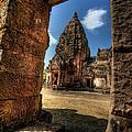 Prasat Phnom Rung by Adrian Evans
