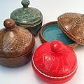 Prayer Pots by Carolyn Coffey Wallace