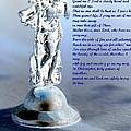 Prayer To St Christopher by Maria Urso