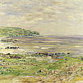 Preaching Of St. Columba Iona Inner Hebridies by William McTaggart