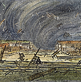 Kansas Cyclone, 1887 by Granger
