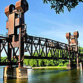 Prescott Lift Bridge by Kristin Elmquist