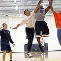 President Barack Obama Attempts by Everett