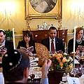 President Barack Obama Marks by Everett