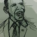 President Barack Obama by William Winkfield