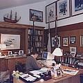 President George Bush Works by Everett