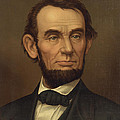 President Of The United States Of America - Abraham Lincoln  by International  Images