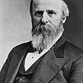 President Rutherford B. Hayes by Everett
