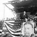 President Taft Giving A Speech In Augusta - Georgia C 1910 by International  Images