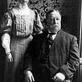 President William Howard Taft With Daughter by International  Images
