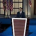 Presidential Candidate Barack Obama by Everett