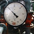 Pressure Dial, Natural Gas Industry by Ria Novosti