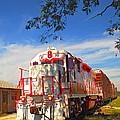 Prettiest Train Ever by Randall Branham