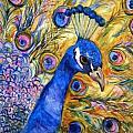 Prince Peacock by Miriam Schulman
