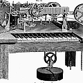Printing Telegraph, 1873 by Granger