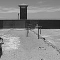 Prison Yard by Aidan Moran
