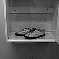 Prisoners Shoes  by Aidan Moran