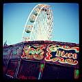Prom Fairground Rides by Chris Jones