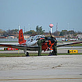 Propeller Plane Chicago Airplanes 09 by Thomas Woolworth