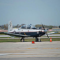 Propeller Plane Chicago Airplanes 10 by Thomas Woolworth