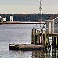 Prospect Harbor Lighthouse by Jack Schultz