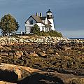Prospect Harbor Lighthouse by John Greim