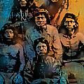 Proud Apache Scouts by Paul Sachtleben