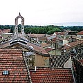 Provencal Skyline by Pat Purdy